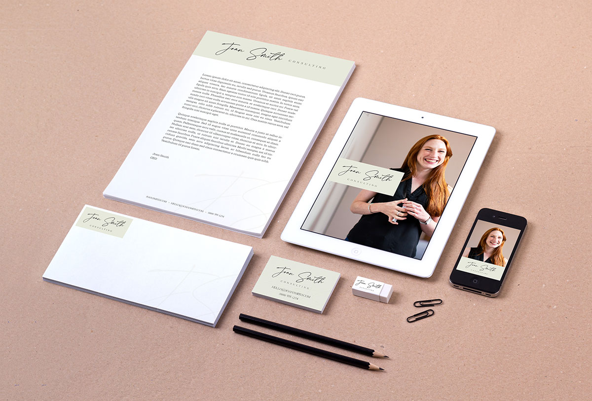 Branding and Identity Design for Industry Experts, Business Owners, and Authors